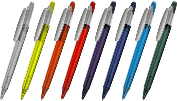 Шариковая ручка Index металлический стержень с ластиком синие чернила BP/SEP01/S